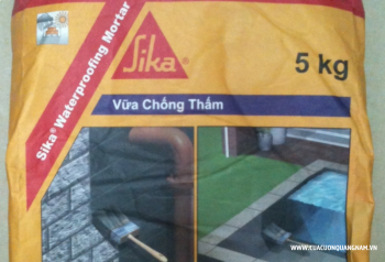 Sika R Water proofing Mortar